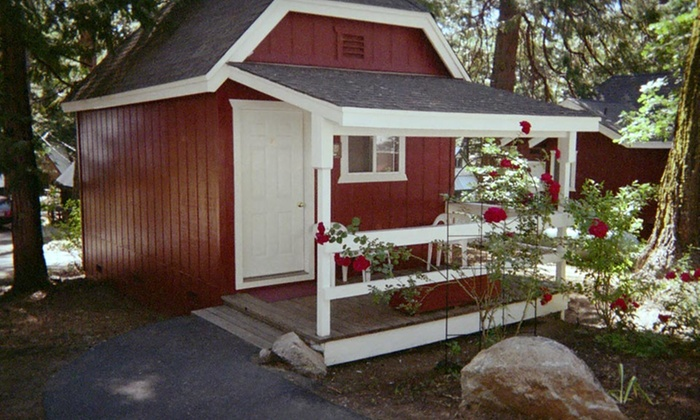 Long Barn Lodge - Long Barn, CA: Two- or Three-Night Stay at Long Barn Lodge in Long Barn, CA