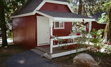 San Francisco: Two- or Three-Night Stay at Long Barn Lodge in Long Barn, CA