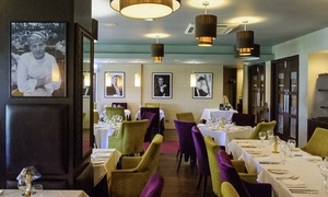 Marco Pierre White Steakhouse Bar & Grill Cambridge: Two-Course Lunch with Optional Wine for Two at Marco Pierre White Steakhouse Bar & Grill Cambridge (Up to 63% Off)