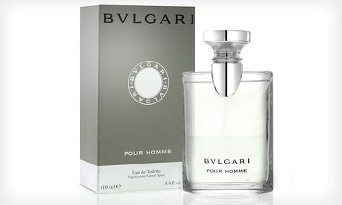 SharkStores LLC: $32 for a 3.4 Oz. Bottle of Bvlgari Pour Homme Eau de Toilette for Men ($88 List Price)