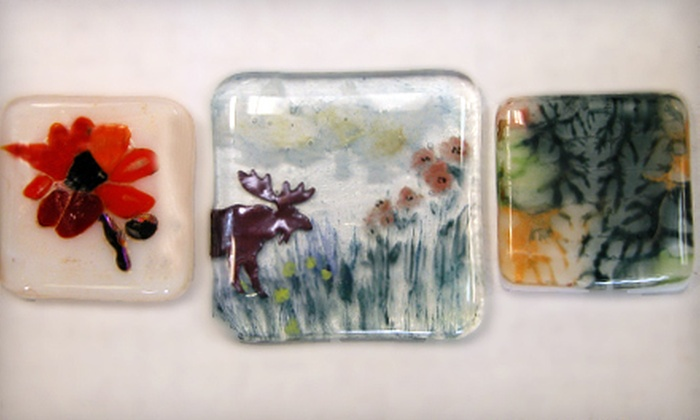 Brighton Beads and More - Brighton: $25 for a 90-Minute BYOB Glass-Fusing Jewelry Class at Brighton Beads and More ($55 Value)