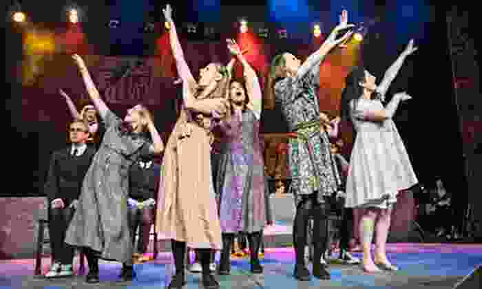 """JCC Center Stage - Rochester: $39 for Broadway Revue, """"August: Osage County,"""" and """"Funny Girl"""" at JCC Center Stage (Up to $78 Value)"""