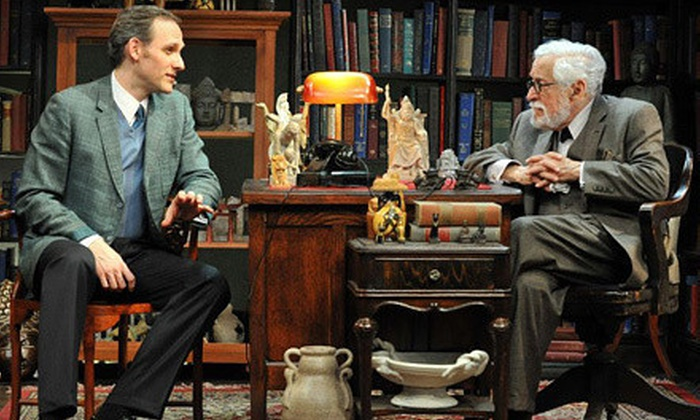 """Freud's Last Session"" at The Mercury Theater (Up to 58% Off). 24 Performances Available."