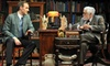 """Freud's Last Session"" - Lakeview: ""Freud's Last Session"" at The Mercury Theater (Up to 58% Off). 24 Performances Available."