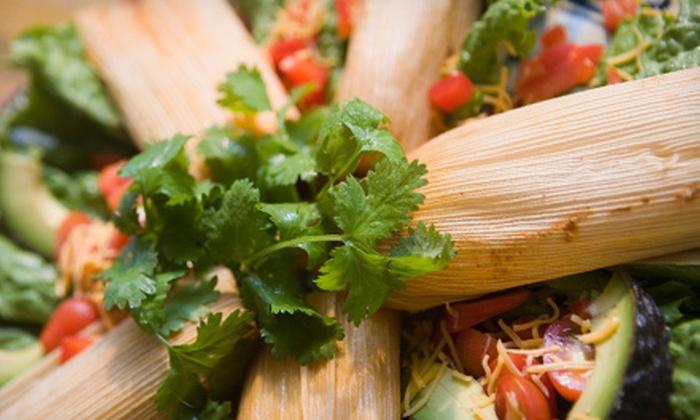 Las Chiladas - San Antonio: Two Dozen Tamales or $8 for $16 Worth of Mexican Food at Las Chiladas