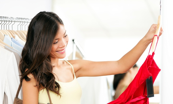 Showcase Consignment - Brelsford Park: $33 for $60 Groupon Toward Salon Services — SHOWCASE, INC