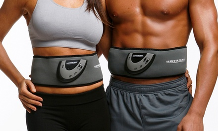 groupon daily deal - Slendertone Abdominal-Muscle Toner with Replacement GelPads. Free Returns.