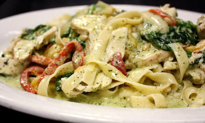 3 Olives - Cinco Ranch: Italian Food for Lunch or Dinner at 3 Olives (Up to Half Off)