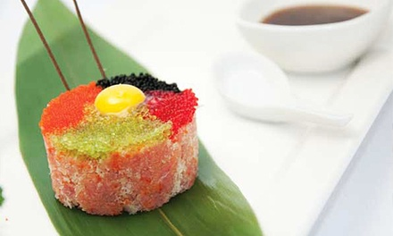 Sushi and Japanese Cuisine for Two or Four at Wasabi Sushi (Up to 58% Off)