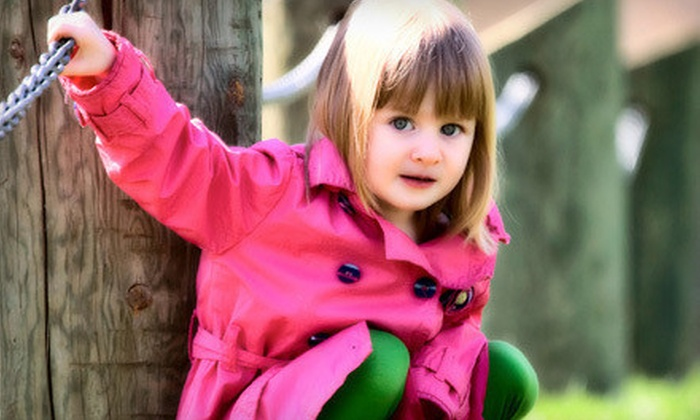 "McMaster Studio - Moose Jaw: $79 for a One-Hour Photo Shoot with a 11""x14"" Print and Keepsake CD from McMaster Studio ($205 Value)"