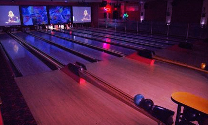 The Alley - Highwood: $25 for Two Hours of Bowling with Shoe Rentals for Up to Four at The Alley in Highwood (Up to $120 Value)