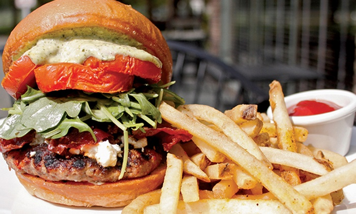 Greenlake Bar and Grill - Green Lake: $18 for $30 Worth of American-Style Grill Food and Drinks at Greenlake Bar and Grill