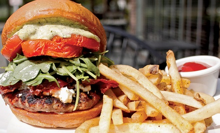 $18 for $30 Worth of American-Style Grill Food and Drinks at Greenlake Bar and Grill