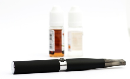 $15 for $30 Worth of E-Juice and Accessories at City Vapor