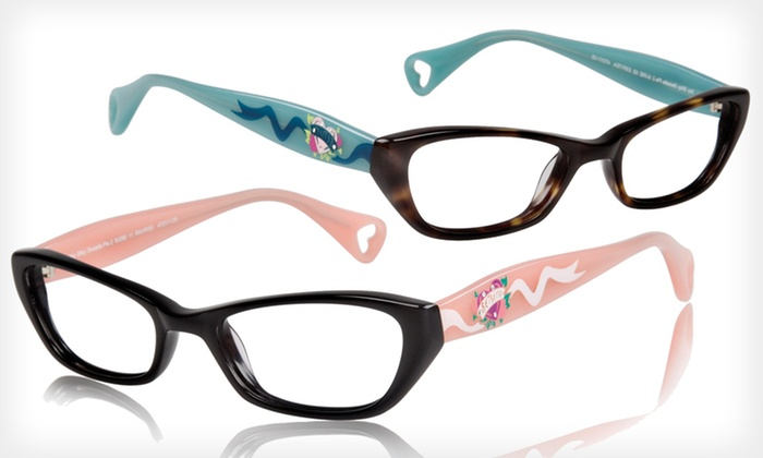 Itsy Bitsy Sweetie Pie 2 Frames: $39 for Itsy Bitsy Sweetie Pie 2 Optical Frames by Betsey Johnson ($195 List Price). Four Colors Available.