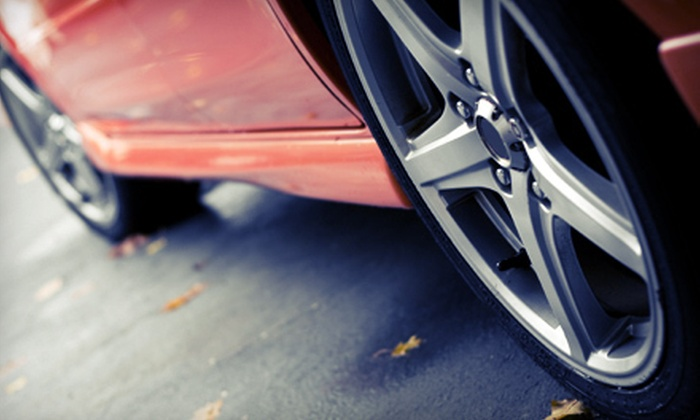 SCR Automotive - Hayward: $49 for a Custom Interior and Exterior Detailing for a Car, Truck, or SUV at SCR Automotive (Up to $280 Value)