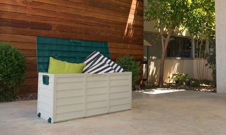 Caja de almacenamiento para jardín Starplast