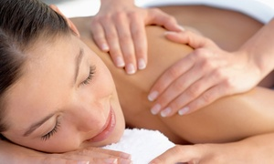 Back Resort: Chiropractic Exam with X-rays and Initial Treatment or One 30-Minute Massage at Back Resort (Up to 90% Off)