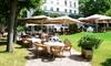 Gastronomie aux Jardins de la Vieille Fontaine