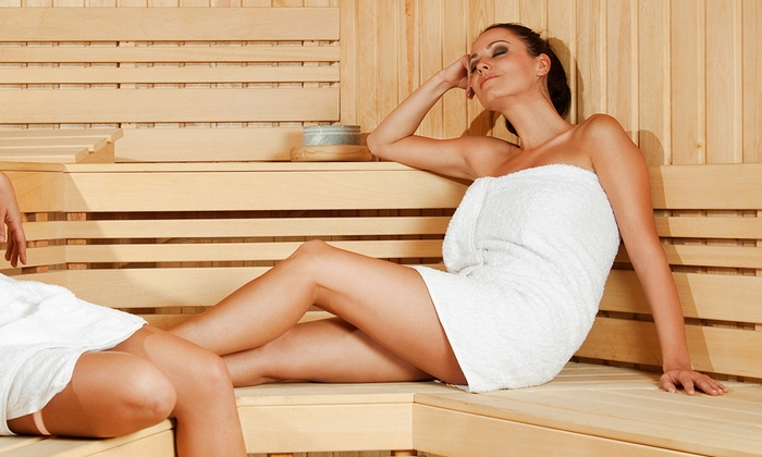 Pain Relief Institute - Anthony J. Bianchi DC, P.C.: Two or Four Infrared Sauna and Hydro-Massage Sessions at Pain Relief Institute (Up to 76% Off)
