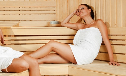 Two or Four Infrared Sauna and Hydro-Massage Sessions at Pain Relief Institute (Up to 74% Off)