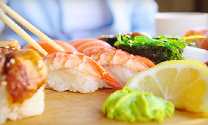 Matsutake Sushi & Grill - Herndon: $10 for $20 Worth of Sushi and Japanese Dinner Fare at Matsutake Sushi & Grill