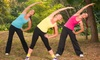 Up to 65% Off Outdoor Fitness Classes