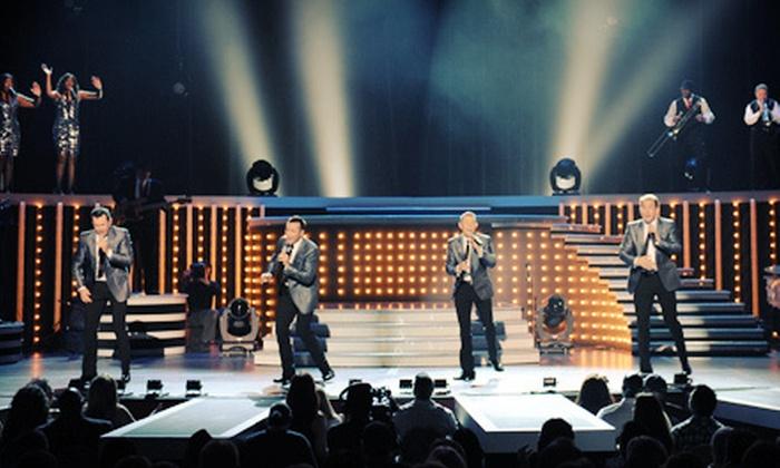 "Smokey Robinson Presents Human Nature: ""The Motown Show"" - Multiple Locations: Smokey Robinson Presents Human Nature: ""The Motown Show"" on May 3 or 4 (Up to 64% Off)"