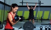Be Fit CrossFit by Body Evolution - Pearland: One-Month Gym Membership with Nine CrossFit Classes for One or Two at Be Fit CrossFit by Body Evolution (Up to 71% Off)