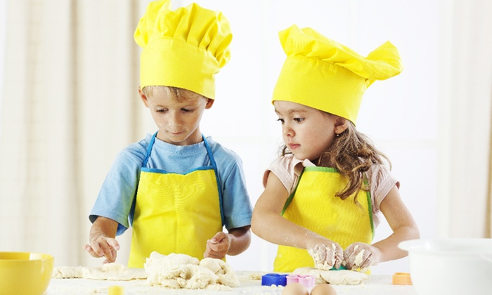 Young Chefs Academy - Multiple Locations: Two or Four Cooking Classes for One Child at Young Chefs Academy (Up to 51% Off)