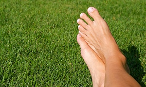 Midwest Podiatry Centers: $199 for a Laser Toenail-Fungus Treatment for Both Feet at Midwest Podiatry Centers ($433 Value)