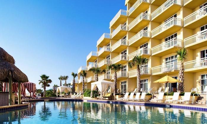 The Shores Resort & Spa - Daytona Beach Shores: One-Night Stay at The Shores Resort & Spa in Daytona Beach, FL