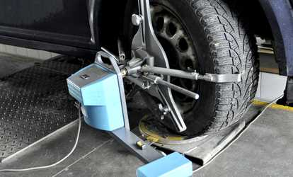 Groupon wheel alignment sears