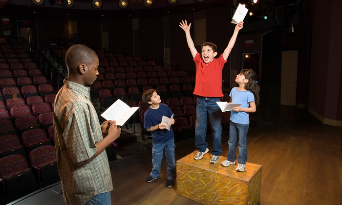 The Rabbit Hole - Mission: Summer Theater Camp for Kids and Teens at The Rabbit Hole (Up to 51% Off). Three Options Available.