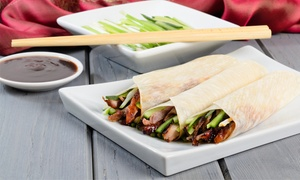Changes: Chinese-Style Tapas For Two (£9.99) or Four (£19.99) at Changes