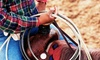 Florida Ranch Rodeo & Cowboy Heritage Festival - Silver Spurs Rodeo: Two or Four Tickets to the Florida Ranch Rodeo and Cowboy Heritage Festival on September 26 or 27 (Up to 55% Off)