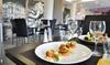 Restaurant Novotel Nantes Centre Gare - Nantes: Menu des plaisirs avec entrée, plat et dessert pour 2 ou 4 convives dès 31 €au Restaurant du Novotel Nantes Centre Gare