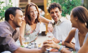 Dinner With Friends Social Club: One or Two Social Speed-Dating Events from Dinner With Friends Social Club (50% Off)
