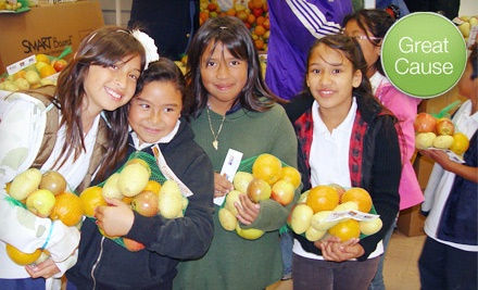 $10 Donation to Orange County Food Bank - Orange County Food Bank in Garden Grove