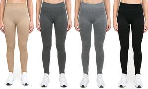 RAG Women's Ultra Soft Basic Leggings