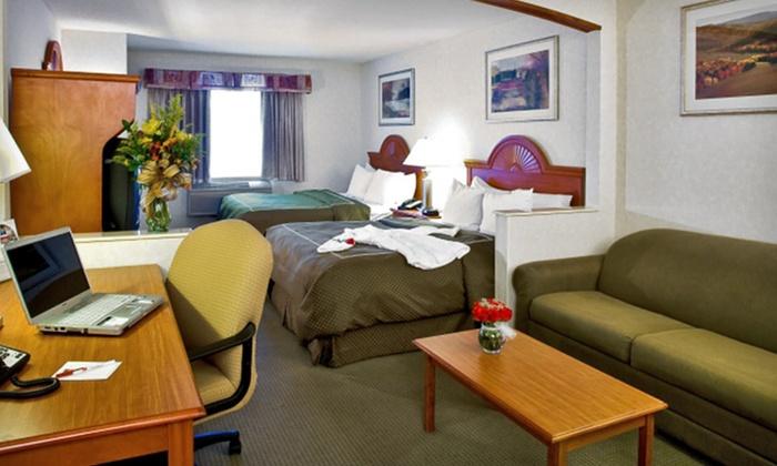 Comfort suites chicago schaumburg in schaumburg il - 2 bedroom suites in schaumburg il ...