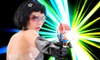 Up to 53% Off Laser-Tag Games or Party