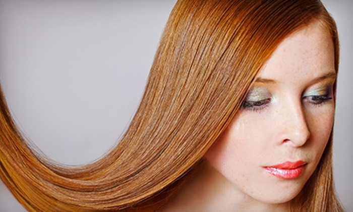 Verenice at Hair It Is Suite 117 - Southeast Arlington: Brazilian Blowout Hair-Smoothing Treatment with Optional Haircut from Verenice at Hair It Is Suite 117 (70% Off)