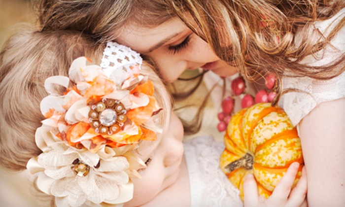 Jacqueline Meeks Photography - Pinson: $69 for a Mother's Day Photo Shoot with Print and Online Gallery from Jacqueline Meeks Photography ($325 Value)