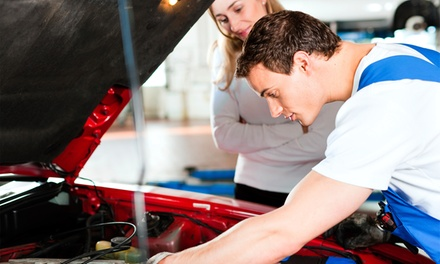 Transmission Tune-Up Special with Optional Oil Change at Fletcher's Tire & Auto Service (Up to 58% Off)