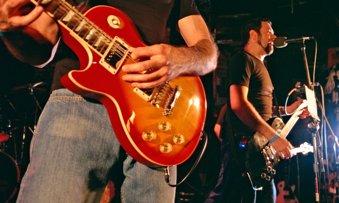 The Dry States - Flatbush - Ditmas Park: Two-Hour Blues Rock Music Group Rental or One-Hour Solo Acoustic Set from The Dry States (50% Off)