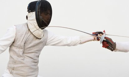 image for 90-Minute Intro to Fencing Class for One or Two at Rochester Fencing Club (Up to 75% Off)