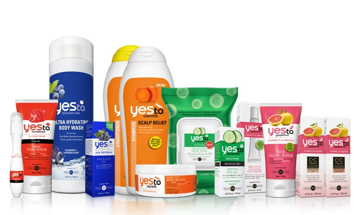 YesToCarrots.com: Natural Skincare Products from YesToCarrots.com (Half Off). Two Options Available.