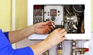 NES PLOMBERIE: Entretien de chaudière à gaz murale avec main d'œuvre et déplacement inclus à Caen ou Bayeuxà 49,99€ avec Nes Plomberie