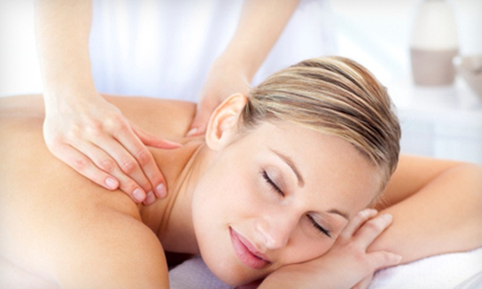 Spa Soma - Lake Zurich: 50-Minute Massage, 80-Minute Massage, or 50-Minute Massage with Facial at Spa Soma in Lake Zurich (Up to 62% Off)